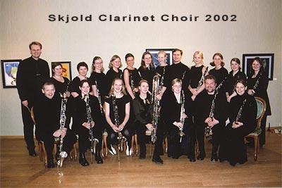 clarinet choir